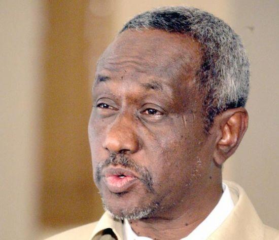 صفحة البشيرترشح علي عثمان لرئاسة السودان