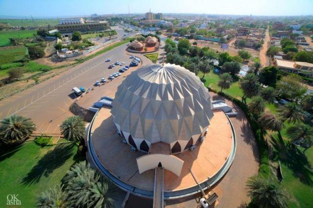 امدرمان مسجد النيلين