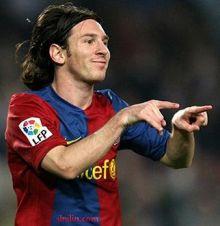 ميسي يقترب من لقب الهداف التاريخي لدوري الأسباني