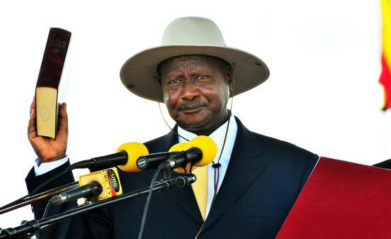 موسفيني يعرب عن إشمئزازه من الإنتقادات جراء تدخل قواته في دولة جنوب السودان