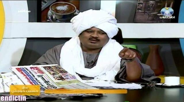 حماد صالح : حسين خوجلى ما زال يتطاول