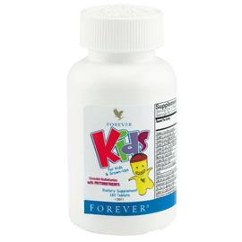Forever Kids Chewable Multivitamin
