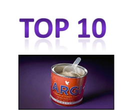Top 10 reasons to drink Forever Argi