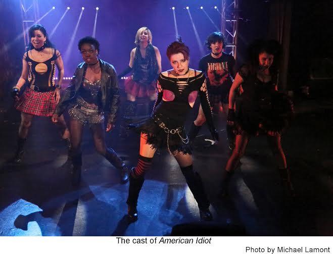 Girls of American Idiot