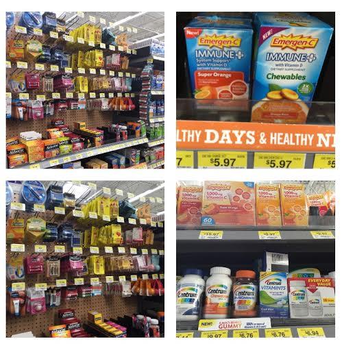 Decisions, decisions at Walmart!
