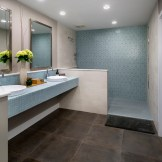 Contemporary Bathroom Design + Build