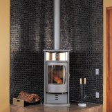 Glass Mosaic Feature Wall