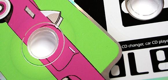 Custom CD Printing