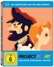 Die Abenteuer von Tim und Struppi - Das Geheimnis der Einhorn - Project Popart Steelbook Edition [Blu-ray]
