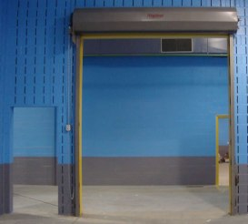 Marine Curtain Doors, Marine Roller Doors