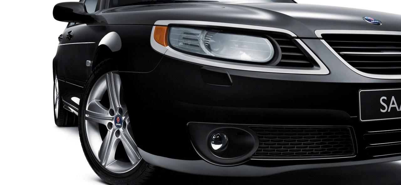 2009 Saab 9-5 Griffin Edition.  X09SB_N5007  (United States)