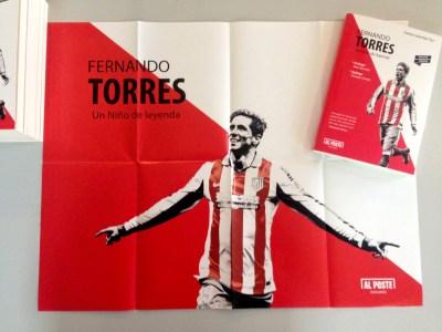 Presentamos nuevo libro!! Fernando Torres. Un Niño de Leyenda. De Francisco Javier Díaz Picu ...
