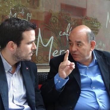 Alberto Garzón y Raji