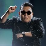 South Korean rapper Psy performs at the 40th American Music Awards in Los Angeles