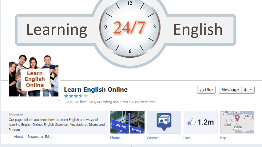 Number #1  Learn English Online