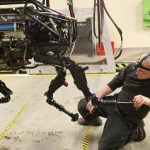 BigDog Robot At Boston Dynamics