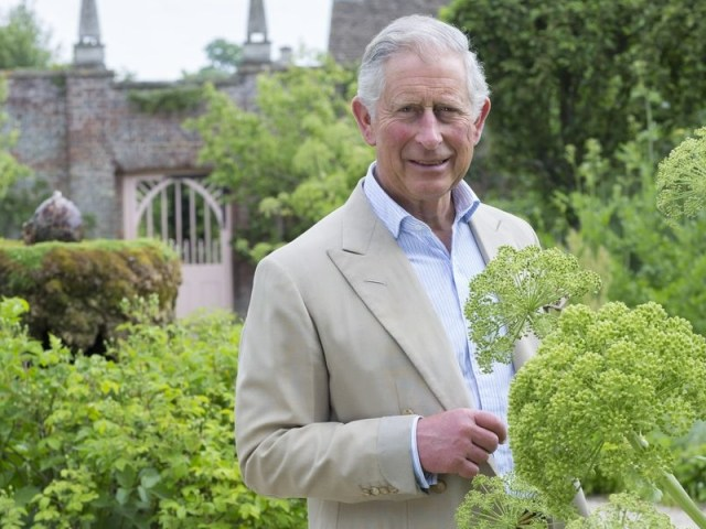 Le Prince Charles à Highgrove Gardens – Photo : Copyright Marianne Majerus