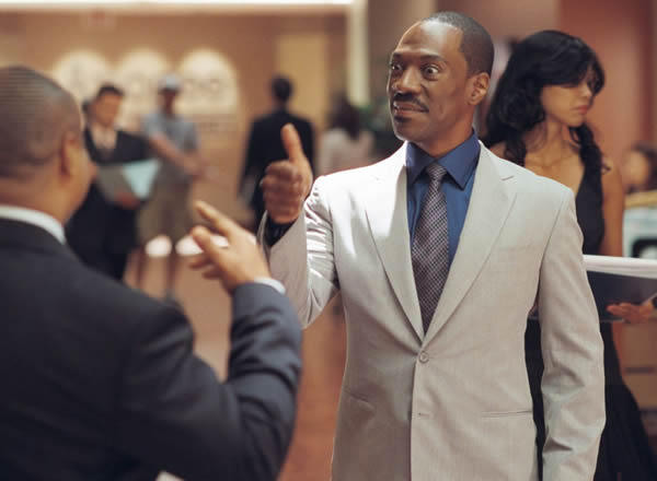 Eddie Murphy A Thousand Words flop