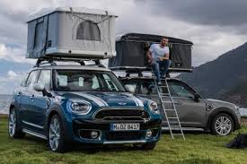 car with roof top tents