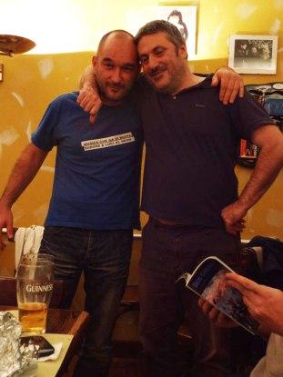 Mr.Altravita und Giorgio Specchia