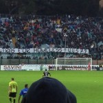 """Ultras for Homeless"" in Siena"