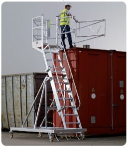 Container Ladder