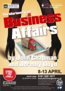 Business Affairs Poster