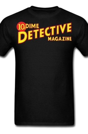 Dime Detective Magazine T-Shirt