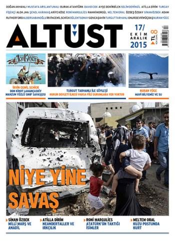 AltÜst Dergisi Sayı 17
