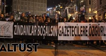 AKP ve Basın Özgürlüğü – Ekrem Özden