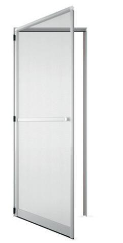 Evite los mosquitos con nuestras mosquiteras de aluminio for Mosquiteras puertas abatibles terraza