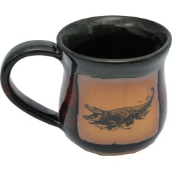 Captivating Alligator Mug Mugs Always Azul Pottery Dragon Coffee Mugs Dragon Ball Z Coffee Cups