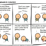 Confessions of a grammar freak