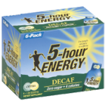 5-Hour Energy for those times you wish a bird would just take a crap in your mouth