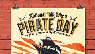 2012 Talk Like a Pirate Day