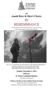 Amabile-In Remembrance, 2014-revised