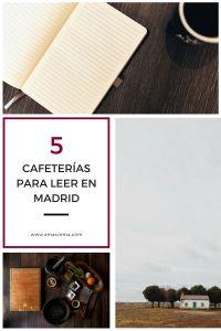 lugares para leer en madrid