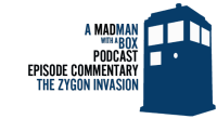 Ewan is back in the studio with Stephen and Lauren to watch and comment on the epic Zygon 2-parter. Does it still hold up as one of the best 2-part […]