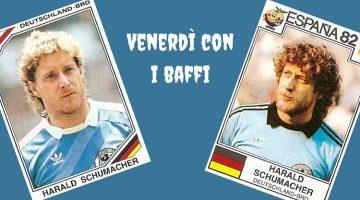 Schumacher, portiere della Germania con la fissa del blu