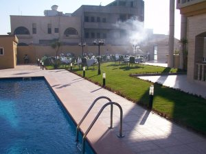 Villa Guesthouse in Libya Managment
