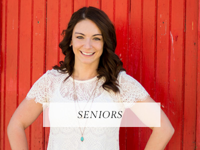 Colorful senior photos | downtown Grand Junction Colorado senior photos
