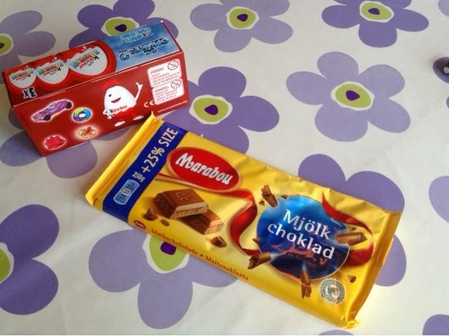 Første indlæg! Føtex og chokoladekatastrofen