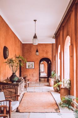 Small Of Spanish Style Home