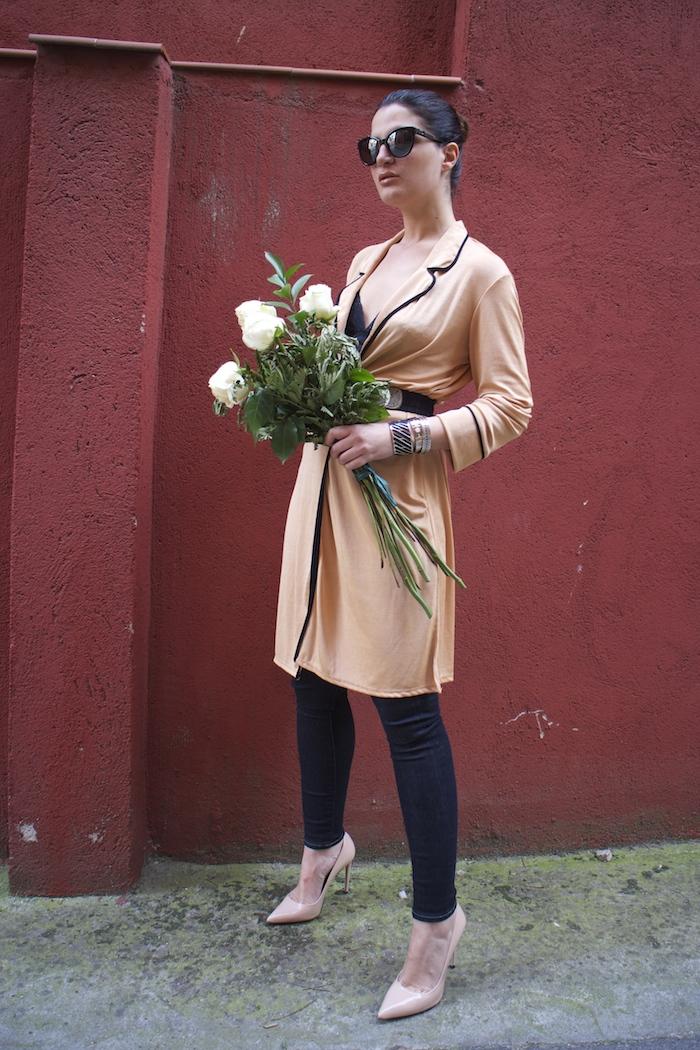 embajadora The Rubz pulseras bata Zara Paula Fraile amaras la moda flores4