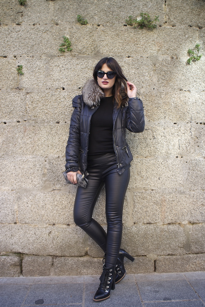 pantalones cuero dessfile.com amaras la moda paula fraile10