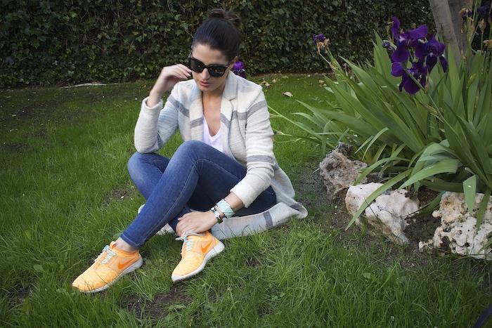 embajadora the rubz sneakers nike amaras la moda michael kors jeans3