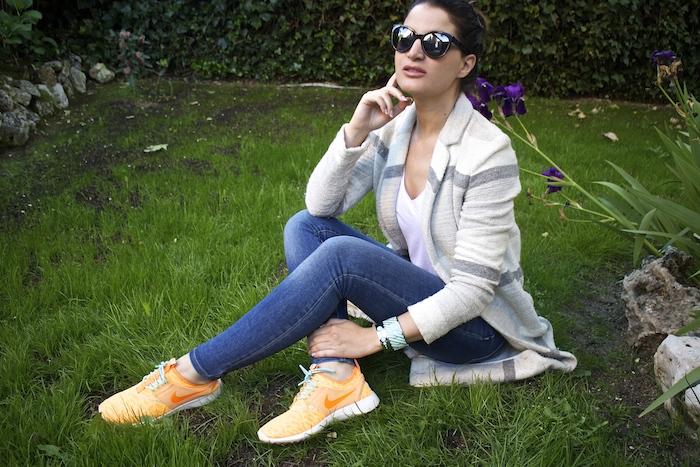 embajadora the rubz sneakers nike amaras la moda michael kors jeans5