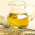 Wheat germ oil to get rid of stretch marks