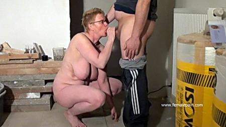 wife fucks dog