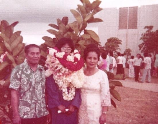 Graduation on Maui Hawaii - 1